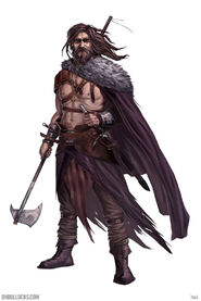Barbarian by jakewbullock-d6l8fni