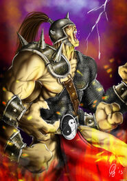 Goro-Mortal-Kombat-Deception-Alternate