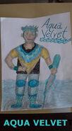 Aqua Velvet