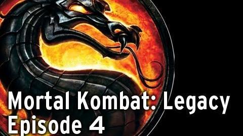 Mortal Kombat Legacy - Ep. 4 - Kitana