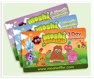 Moshimembershipcards