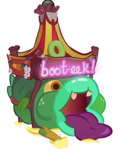 Boot-Eeek!