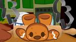 MV BTTB Gingerbread Man Down