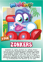 Collector card s8 zonkers