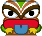 Totem Troll - Ngue