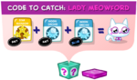 Mystery Box lady meowford 2