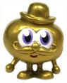 Scrumpy figure gold