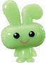 Honey figure scream green