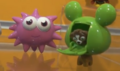 Mega Heads Released Iggy and Scamp