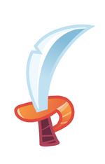 Landlubber's Sword