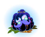 Glump-o-Lantern Mustachio