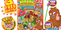 Moshi Monsters Magazine: Issue 40