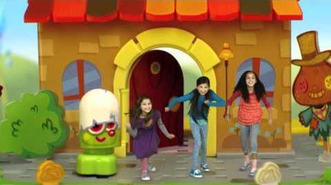Bobble Bots Moshi Monsters 15 Commercial