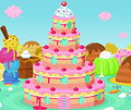 Cake House Style floor 5