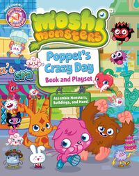 Poppets Crazy Day cover