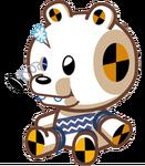 Crash the Scare Bear