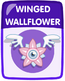 Winged Wallflower