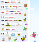 Moshi Membership Countries Shop