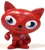 Sooki Yaki figure bauble red