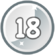 Level 18 icon