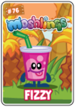 Collector card s4 fizzy