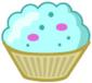 Egg Hunt food Mint Glump Cake