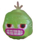 Black Jack figure glitter green