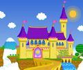 Princess Castle Style floor 2