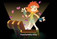 Moshling Rescue loading screen treasure