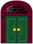 Madame Macabre's Door