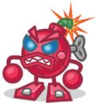 Robot Cherry Bomb