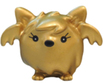 Squidge figure gold