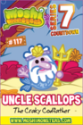 Countdown card s7 uncle scallops