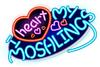 I Heart Moshlings Neon Sign