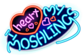 I Heart Moshlings Neon Sign