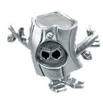 Peekaboo Robotling Figure