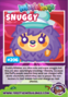 Collector card s11 snuggy