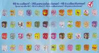 Moshi Monsters Mega Bloks Series 2 Checklist