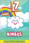 Countdown card s7 nimbus