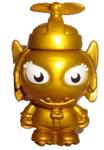 Dizzee Bolt figure gold