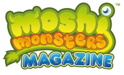 Moshi Monsters Magazine logo