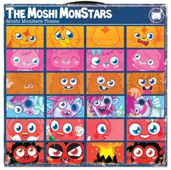 Moshi monstars blog