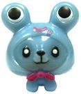 Scamp figure voodoo blue