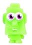 Rocky figure scream green