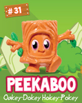 Countdown card s5 peekaboo