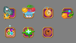 Rocketboots Moshling Rescue Boots Icons original