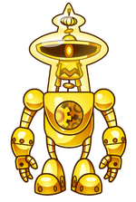 Golden Sprockett