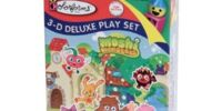 Moshi Monsters Colorforms 3D Deluxe Play Set