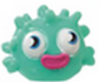 Blurp figure micro