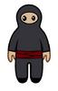 Cuddly Ninja